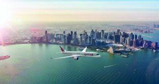 Kuwait Air Show Qatar Airways