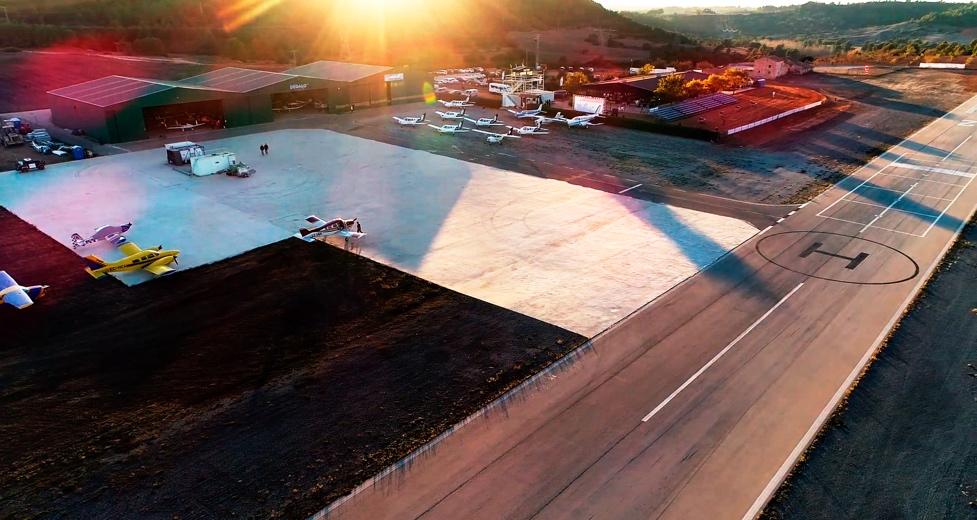 Aeródromo de Requena (Valencia) CEVA 2020