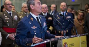 Fuerzas Armadas Españolas Jemad general del Aire