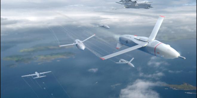 Drones de la Real Fuerza Aérea del Reino Unido RAF