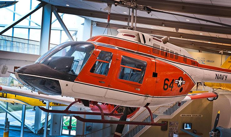 TH-57 Marina de EEUU Leonardo