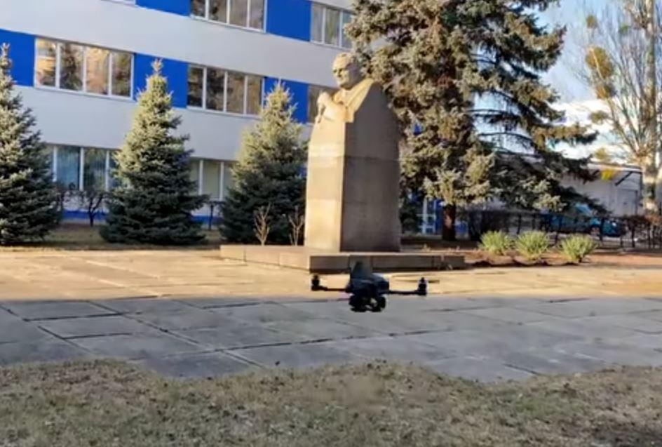 Ucrania Berengiya dron