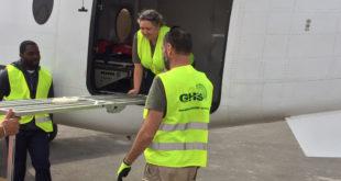 EDA servicios de evacuación