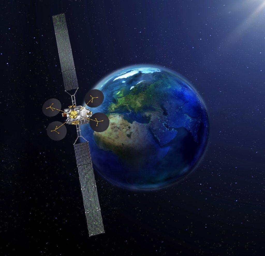 eutelsat-konnect arianespace primer lanzamiento del 2020