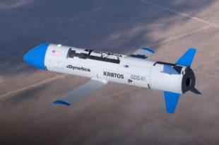 UAV desde una nave nodriza
