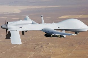 UAV Grey Eagle