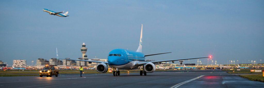 Boeing 737NG de KLM pedidos y entregas