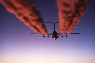 Transporte aéreo y cambio climático