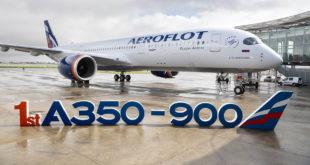 Aerofloy Skyteam Airbus A350-900