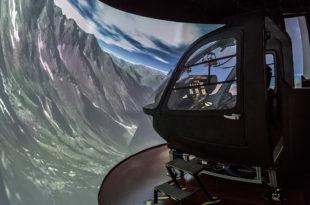 H135 aprobación FTD Level 5 FAA