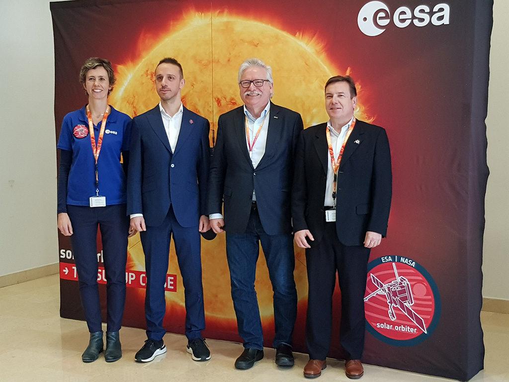 Equipo Esa Solar Orbiter