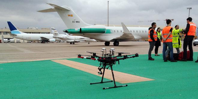 campo de vuelo del Aeropuerto de Sevilla