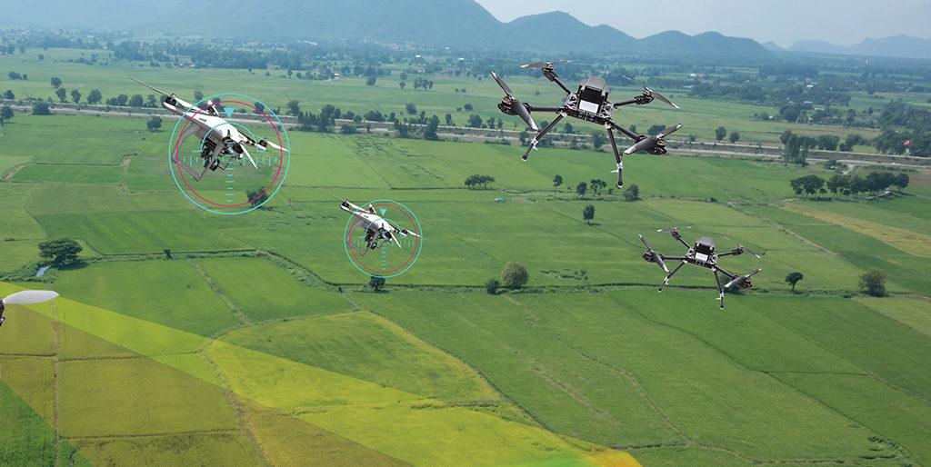 SKYLOCK presenta en el Singapore Airshow 2020su sistema DRONELOCK