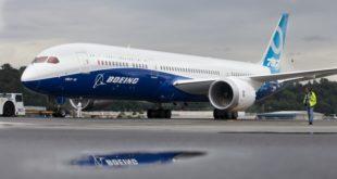 Boeing recortará la producción del 787 el próximo año 2021