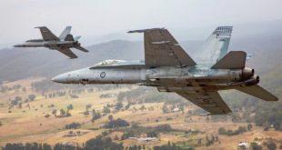 Australia venderá cazas F/A-18 Hornet