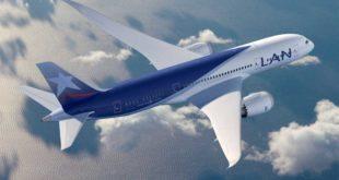 primer Boeing 787-8 para LAN