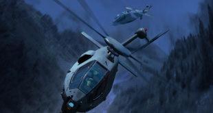 aeronave de Reconocimiento y Ataques Futuros (FARA).