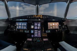 Turín Entrol en-4000 FNPT II MCC simulador