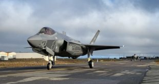 Producción del F-35 Italia