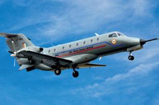 El primer vuelo de la aeronave de transporte ligero NAL Saras PT1N