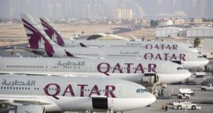 flota de Qatar Airways