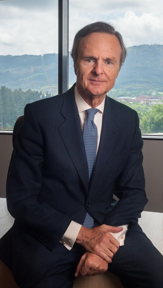 Ricardo Martí Fluxá Presidente de TEDAE
