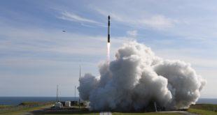 cohete de Rocket Labs