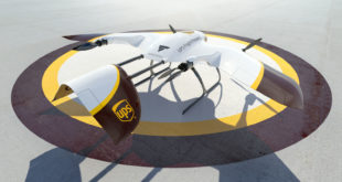 UPS Flight Forward y Wingcopter