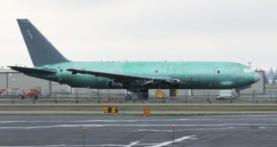 Boeing KC-46 everett