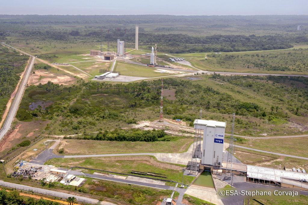 lanzamiento-de-UPMSat-2 desde Guayana Francesa