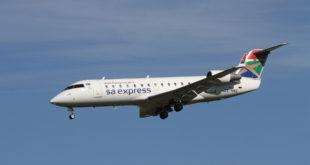 CRJ-200 de South African Express