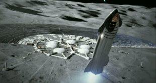Gateway lunar space station