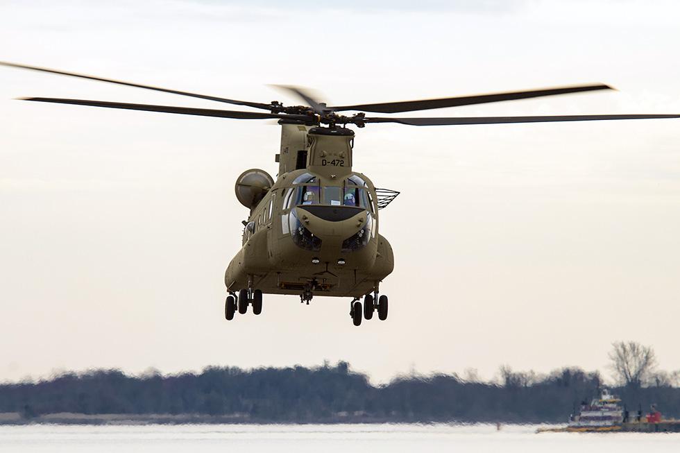 Chinook CH-47F