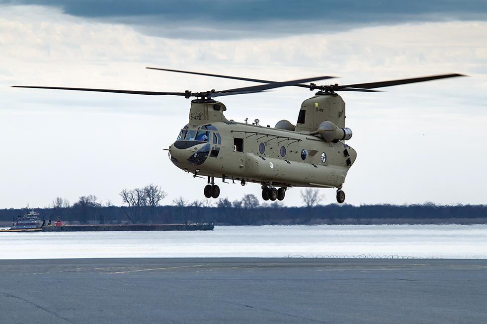 CH-47F Chinook Klu