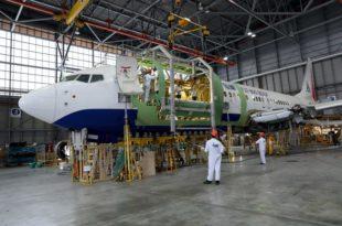 Industrias Aeroespaciales Israelíes IAI 737-800BDSF
