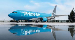 Amazon Prime Air cargueros