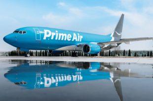 Amazon Prime Air cargueros