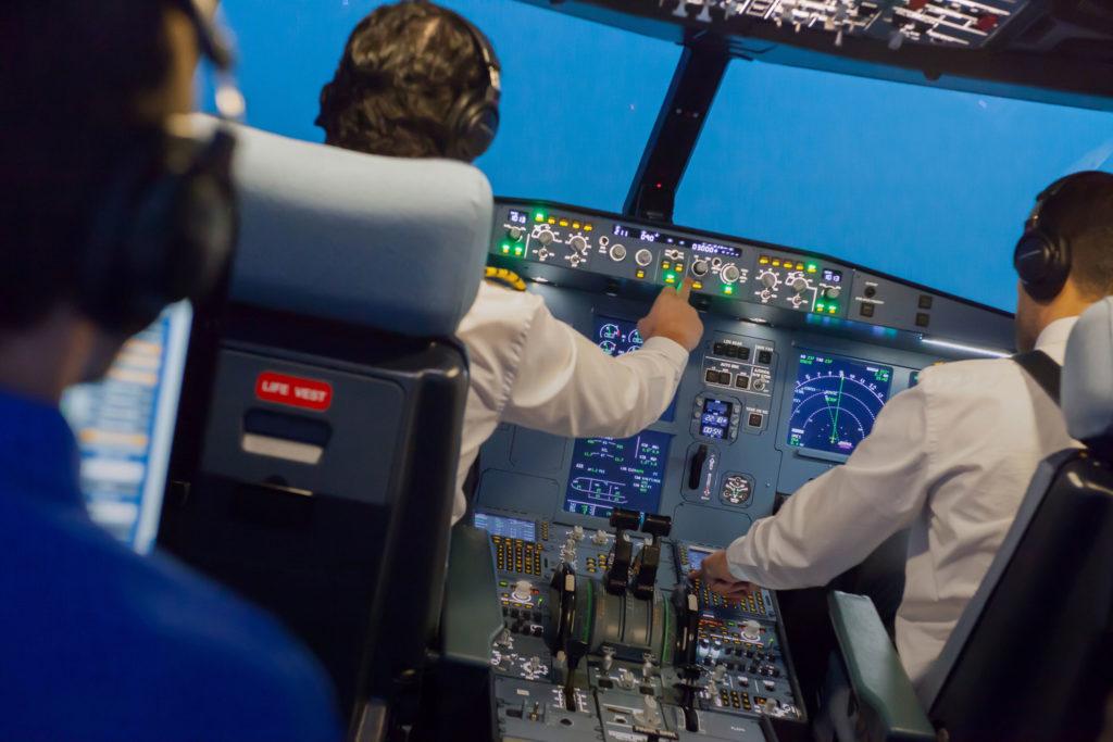 Full Flight Simulators (FFS) Simloc Sera FBS