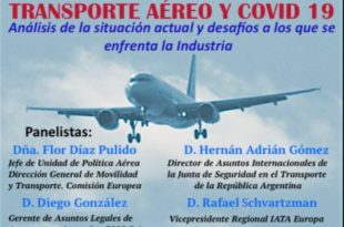 Transporte Aéreo y COVID-19