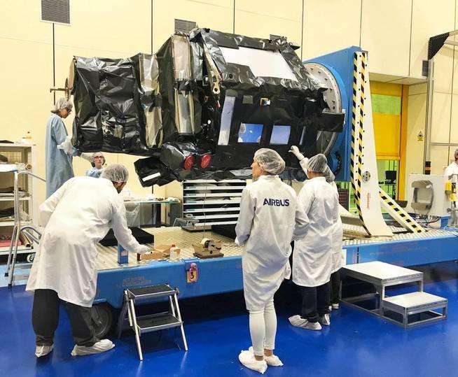 ingenio satelite