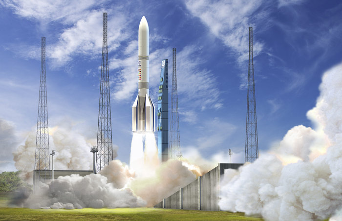 Ariane 6 no volará en 2020