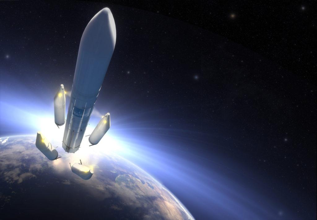Esa launch Ariane 6 space