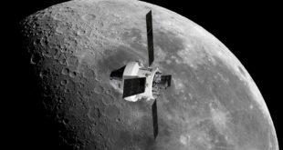 cápsula espacial Orion