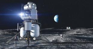 Blue Origin Luna mision