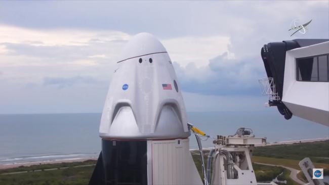 Demo-2 de SpaceX