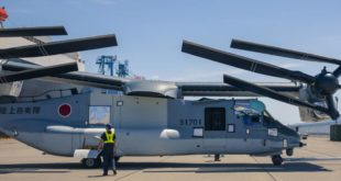 Bell Boeing MV-22B Block C Osprey