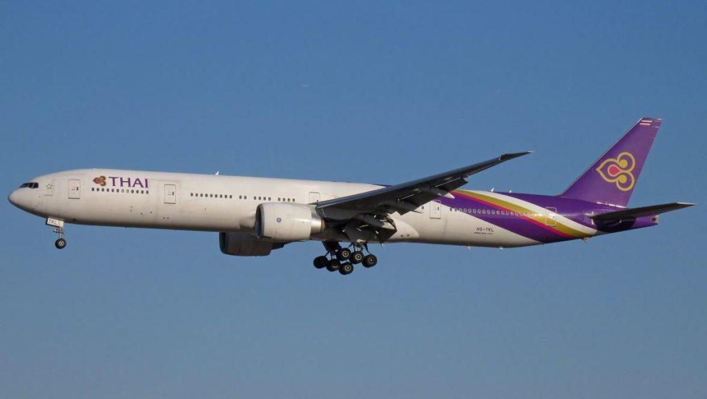 Boeing 777 GE90