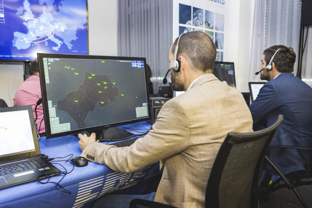 Proyecto de torre remota de SESAR