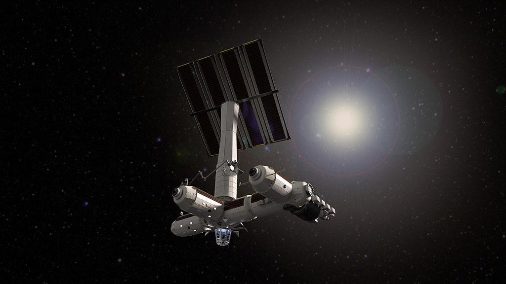 Estación Espacial Comercial Axiom