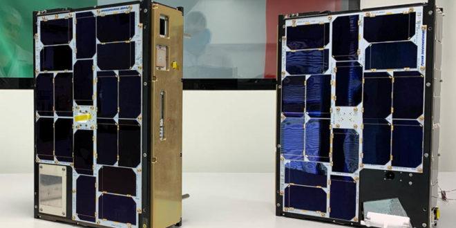 satélites de Tyvak International